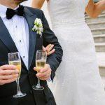 champagne op je bruiloft
